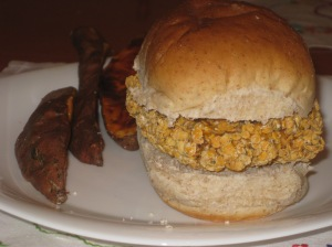 Vegan Bible Indian Burger (1)