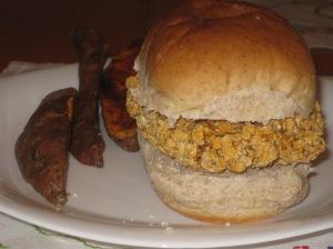 Vegan Bible Indian Burger (1)