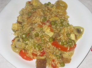 Vegan Bible Paella (1)