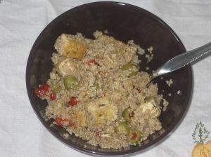 Vegan Bible Quinoa Salad