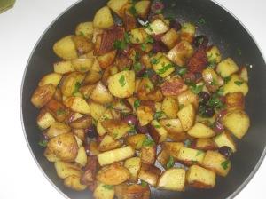Vegan Bible Roast Potato Salad