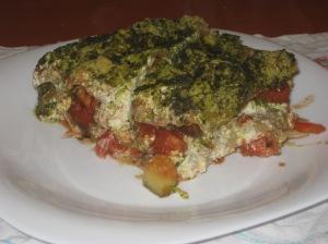 Vegan Bible Summer Vegetable Lasagne (2)