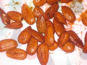 Vegan Bible Tamari Caramelised Almonds (2)