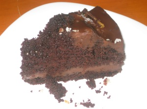 Moment Choc Salt Lemon Cake