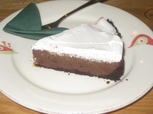 Moment Choco Mousse Whipped Cream
