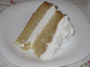Moment Lemon Cake