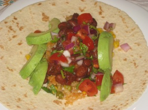 Thug Kitchen BBQ Bean Burrito (2)