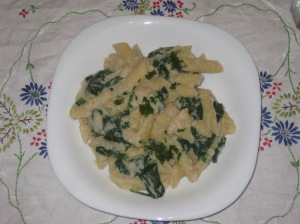 Thug Kitchen Cauliflower Cream Pasta (1)