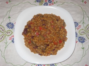 Chloe's Kitchen Barley Bliss Casserole