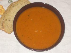 Chloe's Kitchen Tomato Basil Bisque