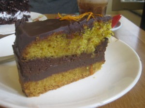 Moment Choc Orange Cake Again