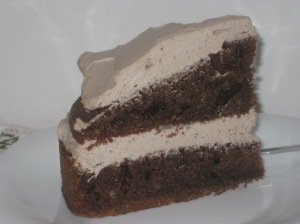 Moment Carob Cake