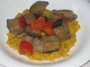 Vegan Street Food Dal Masala