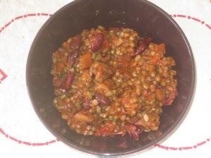 Vegan Street Food Makhani Dal