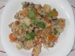 Vegan Street Food Nasi Goreng (1)