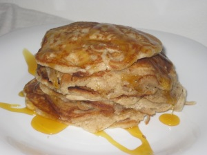 Chloe's Kitchen Pancakes 010