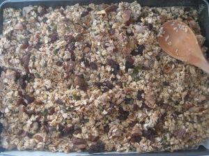Vegan Soul Kitchen Black Brown Green Granola (1)