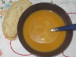 Vegan Soul Kitchen Roasted Sweet Potato Puree