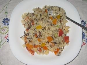 Vegan Soul Kitchen Wild Style Salad
