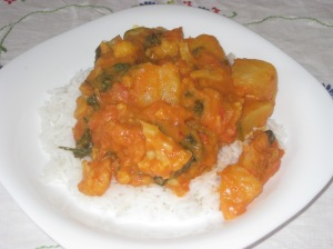 Deliciously Ella Cauli and Potato Curry (1)