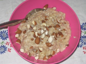 Deliciously Ella Creamy Coconut Porridge