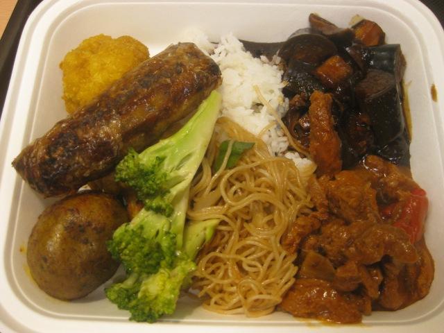 Veganland Lunch