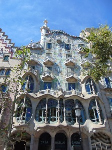 Barcelona Gaudi Casa Batllo (1)