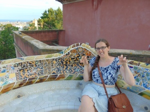 Barcelona Gaudi Parc Guell (8)