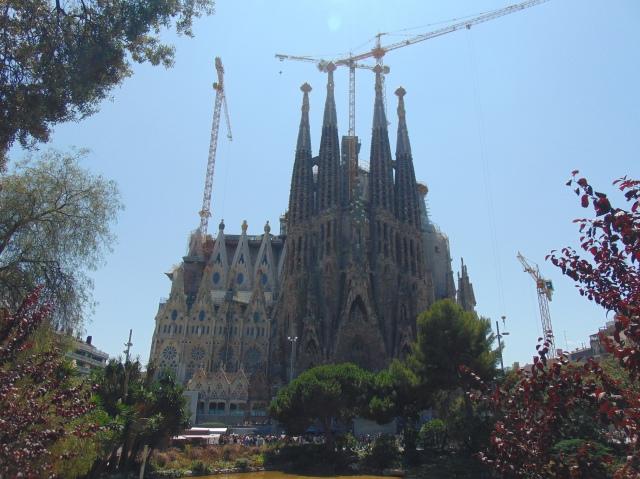 Barcelona Gaudi Sagrada Familia (11)