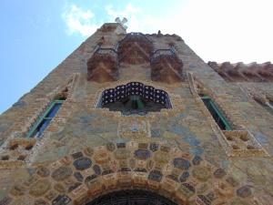 Barcelona Gaudi Torre Bellesguard (4)