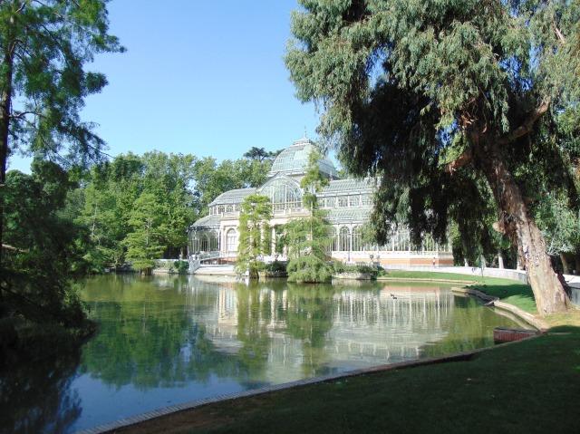 El Retiro Park (3)