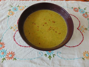 Brocolli soup (1)