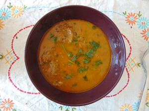 carrot + lentil soup (2)