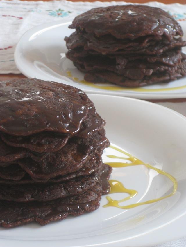 Choco Pancakes (6)