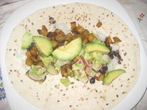 Minimalist Baker Burrito (2)