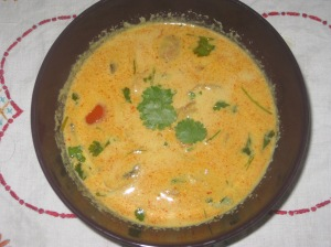 Minimalist Baker Coconut Red Curry Vegetable Soup (1)