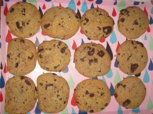 Minimalist Baker Cookies Take 2