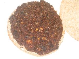Minimalist Baker Hearty Cocoa Black Bean Burgers (2)