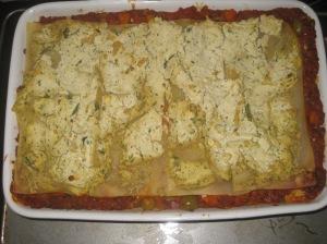 Minimalist Baker Lasagne (2)