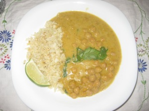 Minimalist Baker Masala Chickpea Curry (1)
