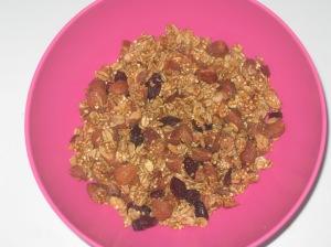 Minimalist Baker Quinoa Granola