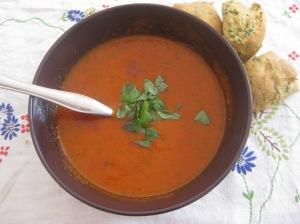 Minimalist Baker Tomato Soup (1)