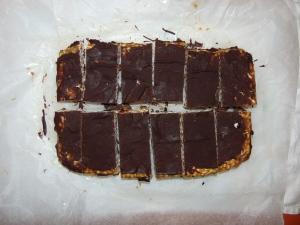 peanut butter bars (4)
