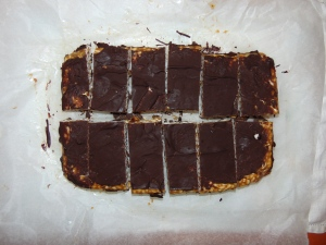 peanut butter bars (4)