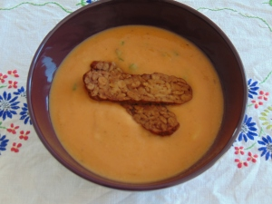 Vegan Bowl Attack Cheezy Potato Soup (1)