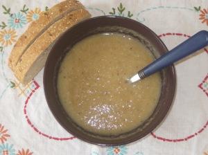 parsnip-soup